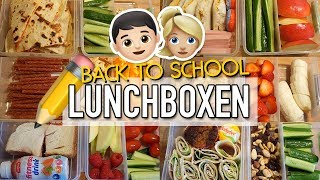 10 LUNCHBOX Ideen | BACK TO SCHOOL | KITA | Frühstücksideen | DIANA DIAMANTA