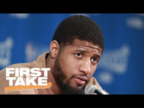 NBA Contracts And The Media A Problem | First Take | May 19, 2017