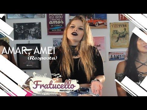 Gabi Fratucello - Amar, amei | Versão RESPOSTA | Mc Don Juan (FRATUCELLO)