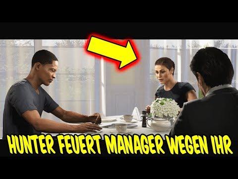HUNTER feuert seinen MANAGER wegen dieser neuen FRAU in THE JOURNEY 3! - Fifa 19 Karrieremodus #3