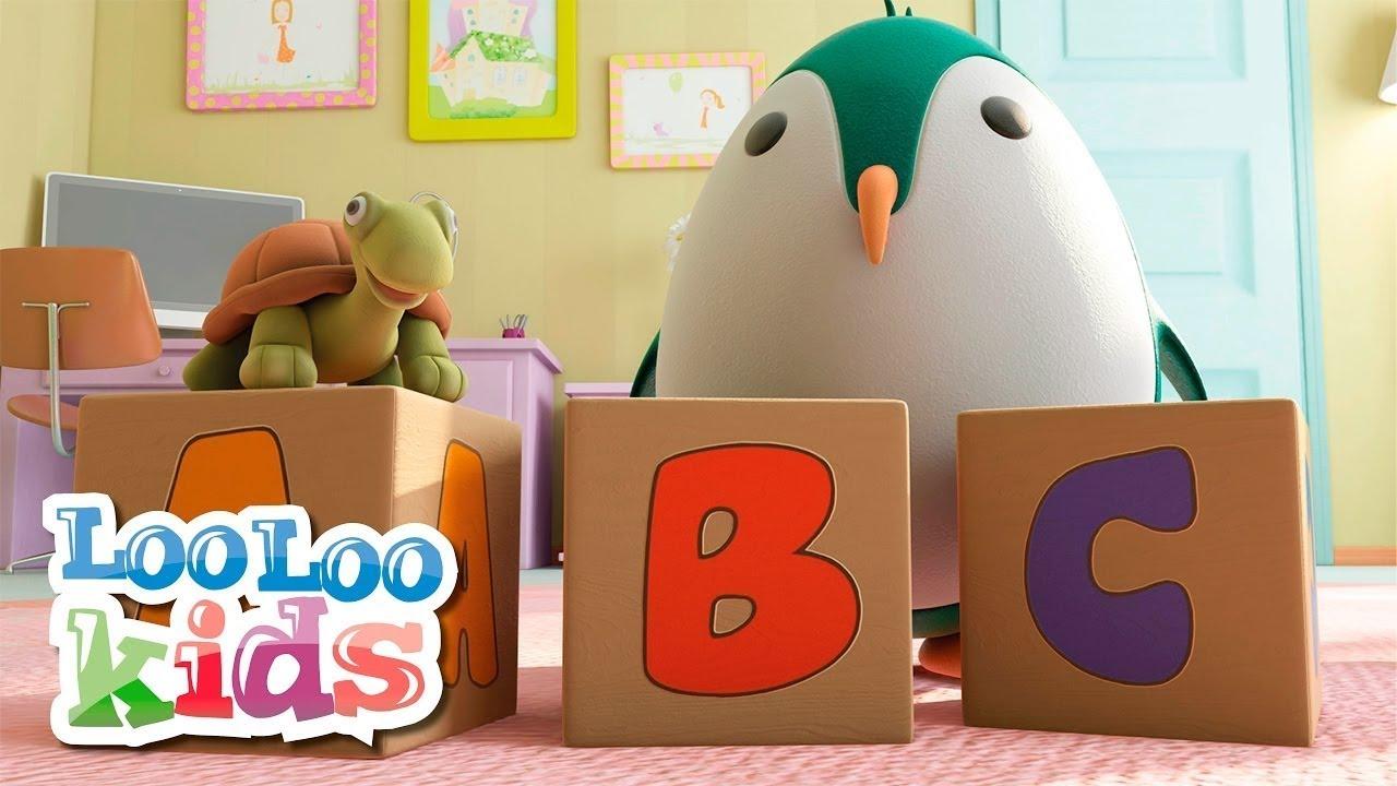 أغنية الحروف َABC - افضل اغنية للاطفال | The ABC Song