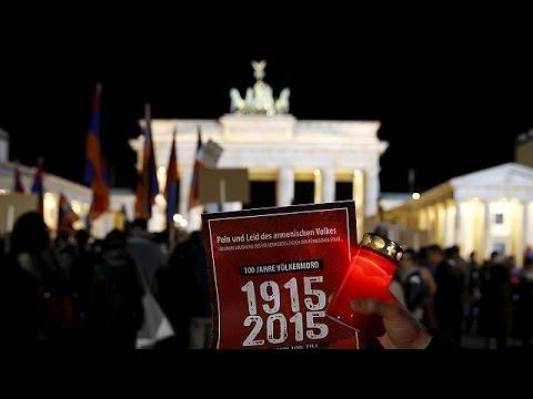 В мире отмечают 100-летнюю годовщину массового уничтожения армян в Османской империи
