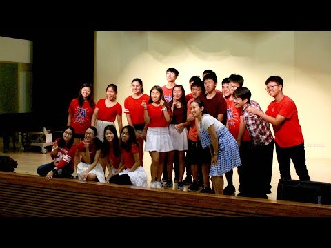Musical Drama Performance 2017