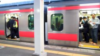 JR稲毛海岸駅1番線発車メロディ「ドリームタイム」(当駅限定)