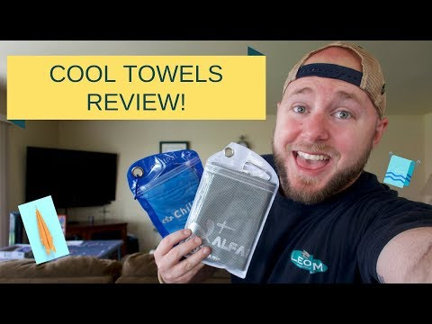 Cooling Towel Review