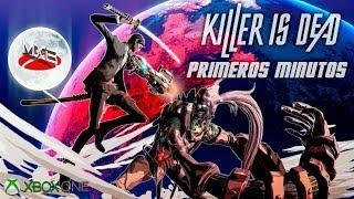 Killer is Dead, sus primeros minutos en Xbox One/ Xbox 360 |MondoXbox