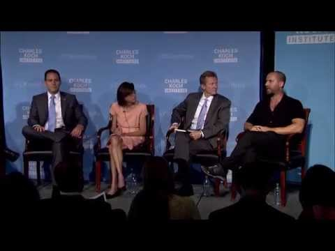 Charles Koch Institute's Inaugural Well-Being Forum