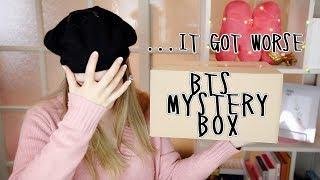 BTS MYSTERY BOX...