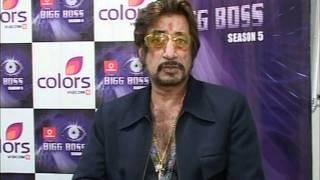 Bollywood World - Shakti Kapoor criticizes Bigg Boss Season 5 - Latest Bollywood Gossip