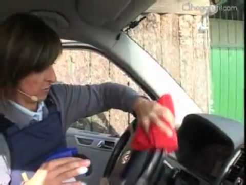 Misi n impecable limpiar salpicadero del coche youtube - Limpiar el interior del coche ...