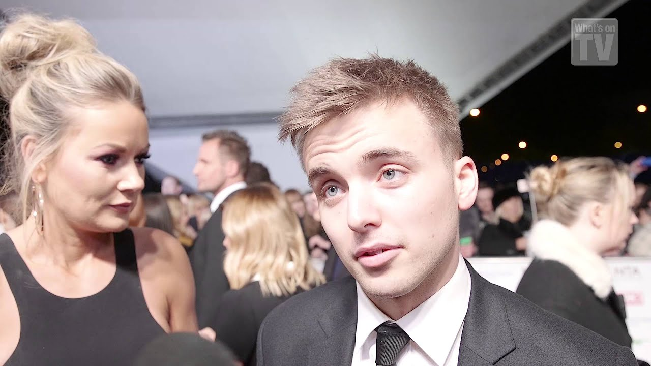 Glaspool Hollyoaks Parry Glasspool It S A Bit Overwhelming