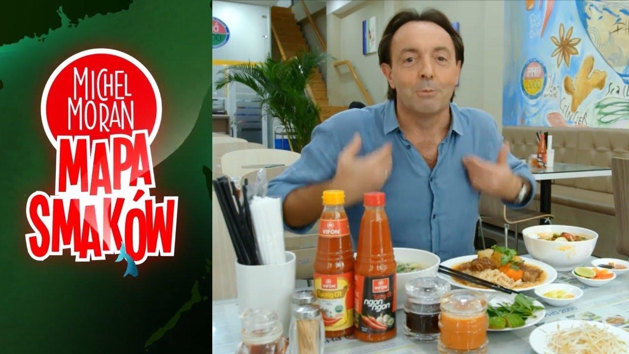Michel Moran. Mapa smaków - #7: gdzie jadają Wietnamczycy?