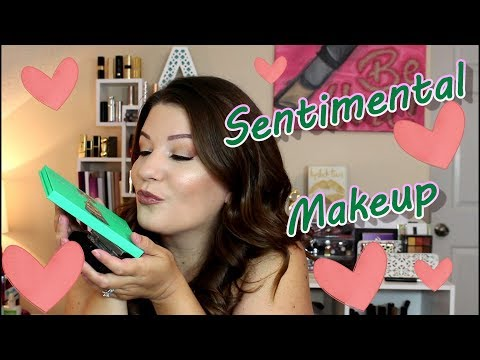 Sentimental Makeup | Products that MEAN something to me!!