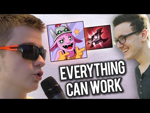 Everything can work if you are Miracle! Armlet Timbersaw? WTF Dota 2