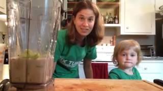 Broccoli Cheddar Soup- Vegan Blender Recipe