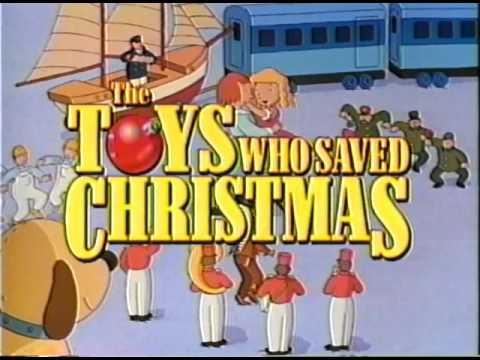 Opening To How The Toys Saved Christmas 1997 VHS - YouTube