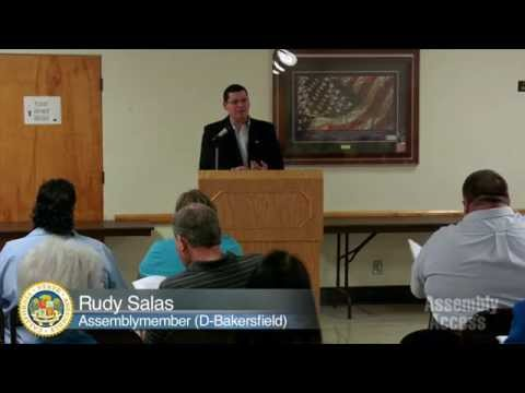 Assemblymember Salas Hosts GoBiz-Bakersfield Workshop
