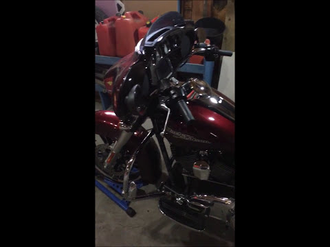 Harley Throttle Sticking or Loose Fix