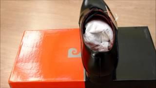 Pierre Cardin Leather Oxford Dress Shoe, Men's Formal Shoes,