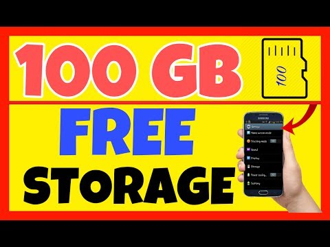( 100 Gb Free ) How To Increase Android Internal Storage Without Root - 2017