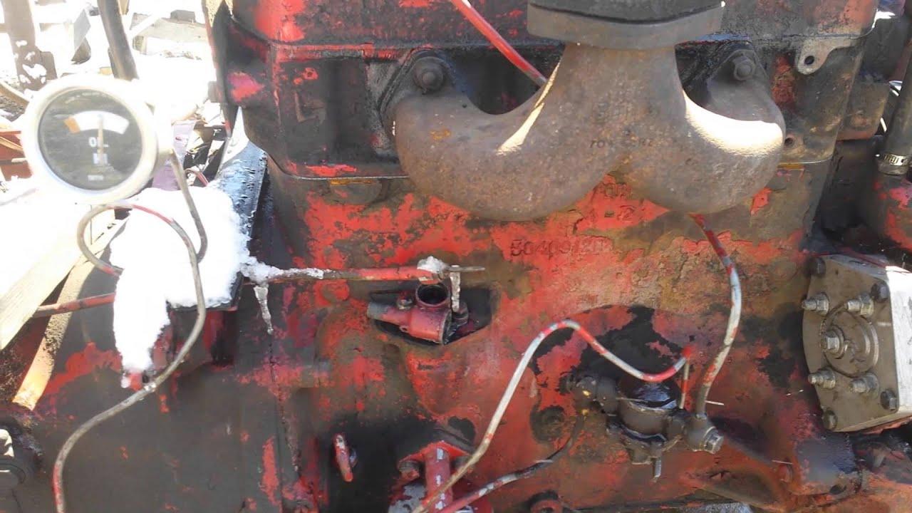 International Bd 154 Diesel