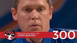 PBA Televised 300 Game #22: Chris Barnes