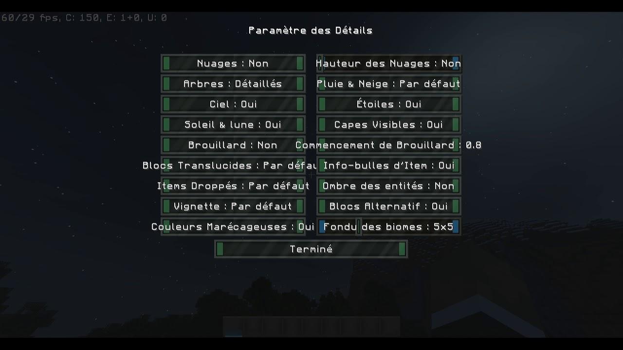 Hauteur Ciel De Pluie 1.7.10 - 1.15.2]sildur's shaders [pc/mac/intel] vibrant
