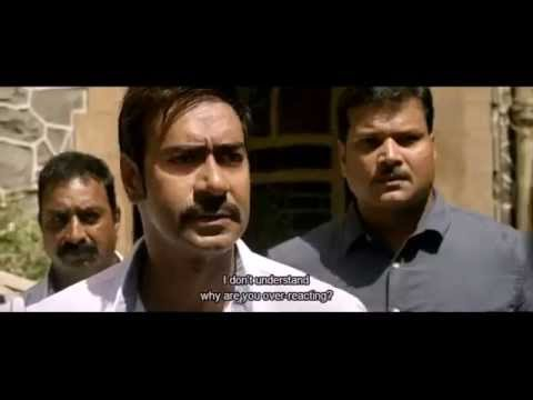 Clip Singham Returns 2014 Hindi Movie 375MB DVDRip 480P ESubs by MSK Segment100 34 18 951 00 36