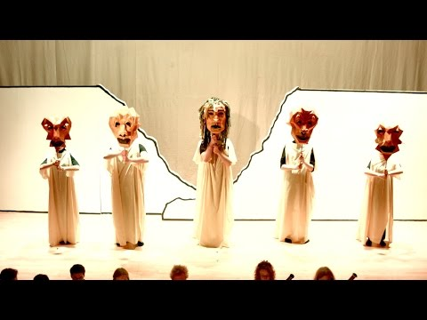 Spectra Ensemble Presents Kandinsky's 'Der Gelbe Klang'