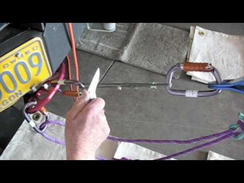 Rope Rescue Mirror System tests