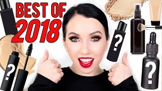 BEST MAKEUP OF 2018! Most Reached-for Favorite Beauty Products of the Year