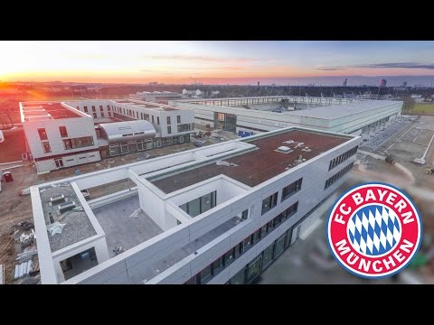 FC Bayern Campus | FC Bayern Munich - Time Lapse Documentation