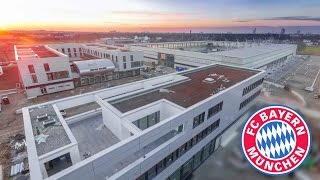 FC Bayern Campus | FC Bayern Munich - Time Lapse Documentation