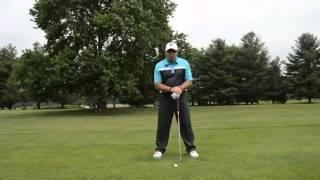 Bradley Hughes Golf-  Three Ways To Play The Low Iron Shot