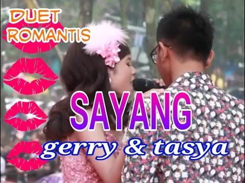 panggilan Manja adik tasya - sayang - gery & tasya - new pallapa