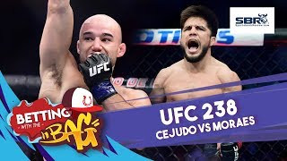 UFC 238 Predictions: Betting Odds & Picks | Betting With The Bag | UFC 238 Betting