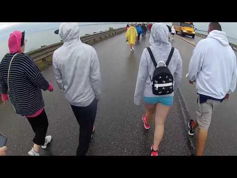 Mackinac Bridge Walk 2017