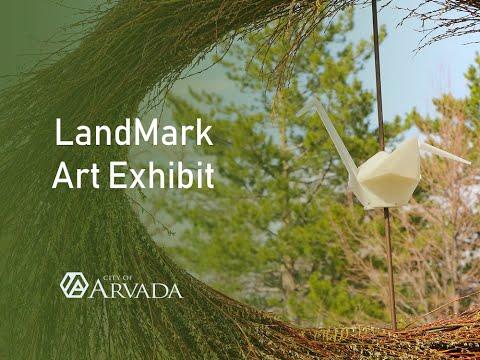 LandMark Outdoor Art Exhibit