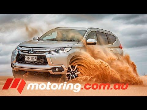 2015 Mitsubishi Pajero Sport Review