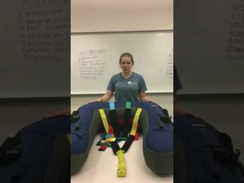 Assembly Video for Special Needs Flotation Aid