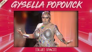 Blue Space Oficial - Gysella Popovick e Ballet - 20.10.18