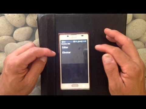 Como Desactivar Sms Automático Al Rechazar Llamadas #android