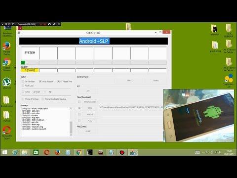 Atualização de software do GRAND PRIME SM G530BT COM TV