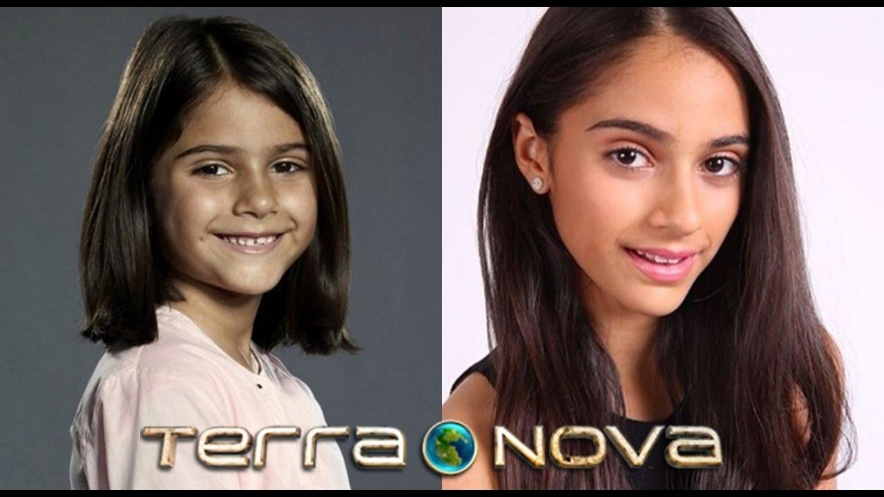 Download Terra Nova  | Before and After | Antes y Después
