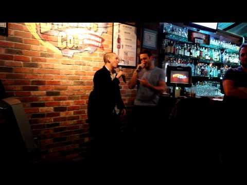 Karaoke Night at SBC (Southport Brewing Company) Fairfield,CT