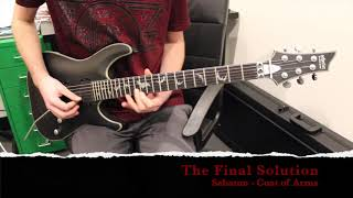 SABATON - The Final Solution Guitar Cover
