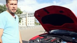 Тест драйв Audi RS6 Антон Воротников