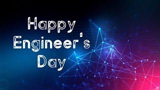 #engineers_day#Happy_Engineers_day Happy Engineers day 2020 Engineers day whatsapp status