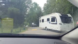 Setthorns Campsite - New Forest