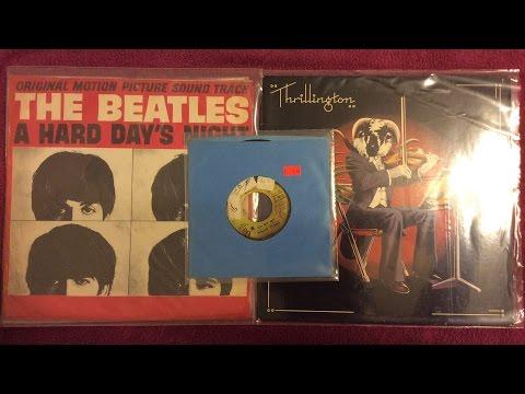 Beatles Vinyl Update 07/29/2016